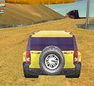 3D Vadi Jeep Yarışı