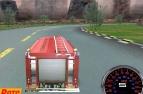 3D Yangın Arabası