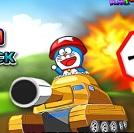 Doraemon Tank Saldırısı