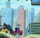 Transformers Yarış Robotları