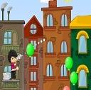 Ağız İle Balonlar Patlat