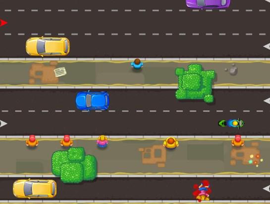 Trafikte Güvenli Geçiş