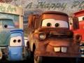 Arabalar 2 Hafıza Kartları