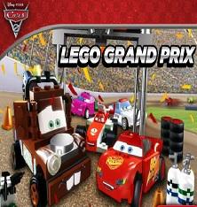Arabalar Lego Yarışı