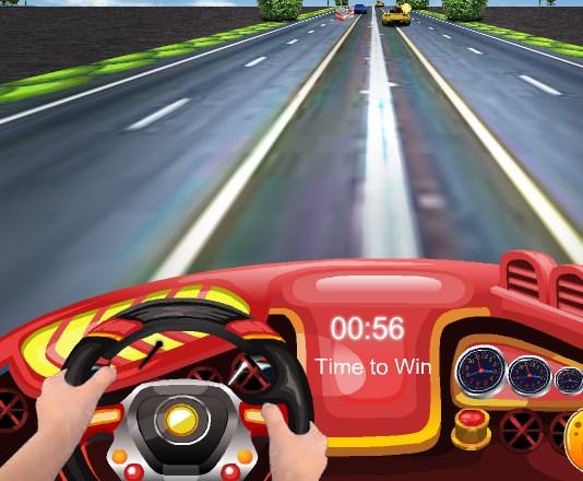 Arabalar 3d Hız