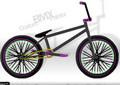 BMX Bisiklet Boyama
