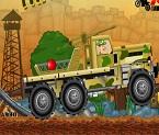 Bomba Taşıma Kamyonu
