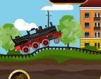 Buharlı Kömür Treni