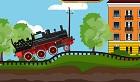 Buharlı Tren Sürüşü