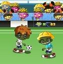 Çocuk Zombi Futbol