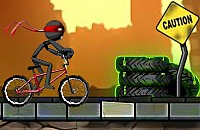 Çöp Adam Bisikleti