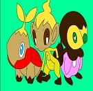 Favori Pokemon Boyama