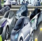 Futuristik Otoparkı