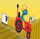 Gizmo Traktör Yarışı