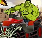 Hulk Motor Sürüşü