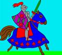 Kraliyet Şövalyesi Boyama