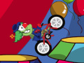 Palyaço Bisiklet Gösterisi