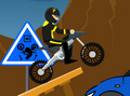 Sarı Çılgın Motorcu