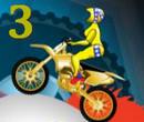 Sirkte Motor Akrobasi Show 3