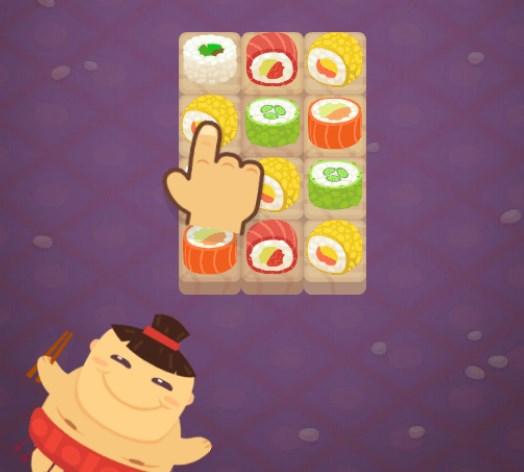 Sumo Sushi Bulmacası
