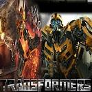 Transformers Saklı Harfleri Bul