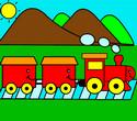 Tren Boyama