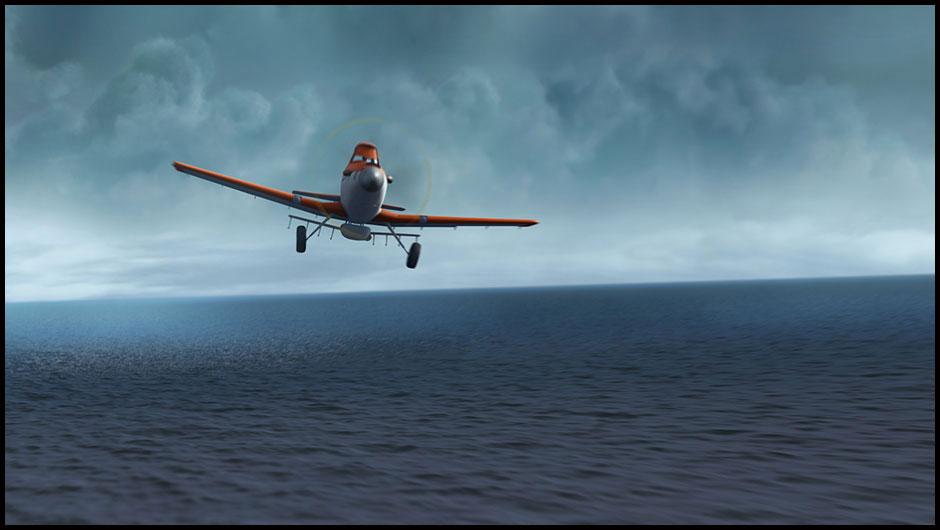 Disney Uçaklar Yapbozu 4