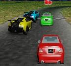 Usta Araba Yarışcısı