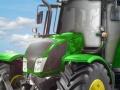Vahşi Çiftlik Traktörü