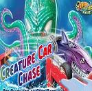 Yaratık Araba Kovalamaca
