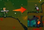 Zombi Lav Silahı 2 Oyunculu
