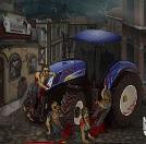 Atv Zombi Traktör